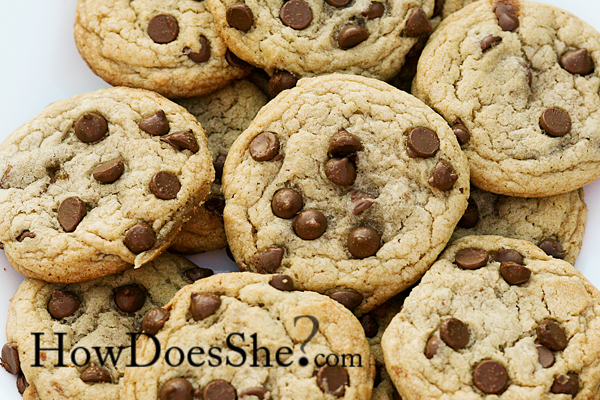 Sunday Baking Day: PERFECT Chocolate Chip Cookies | Lifestyle Amour