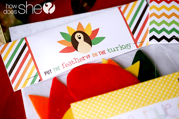 Thanksgiving Play Set – Free Pattern