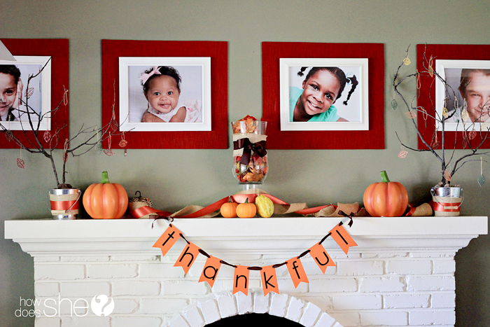 halloween/Autumn Decor