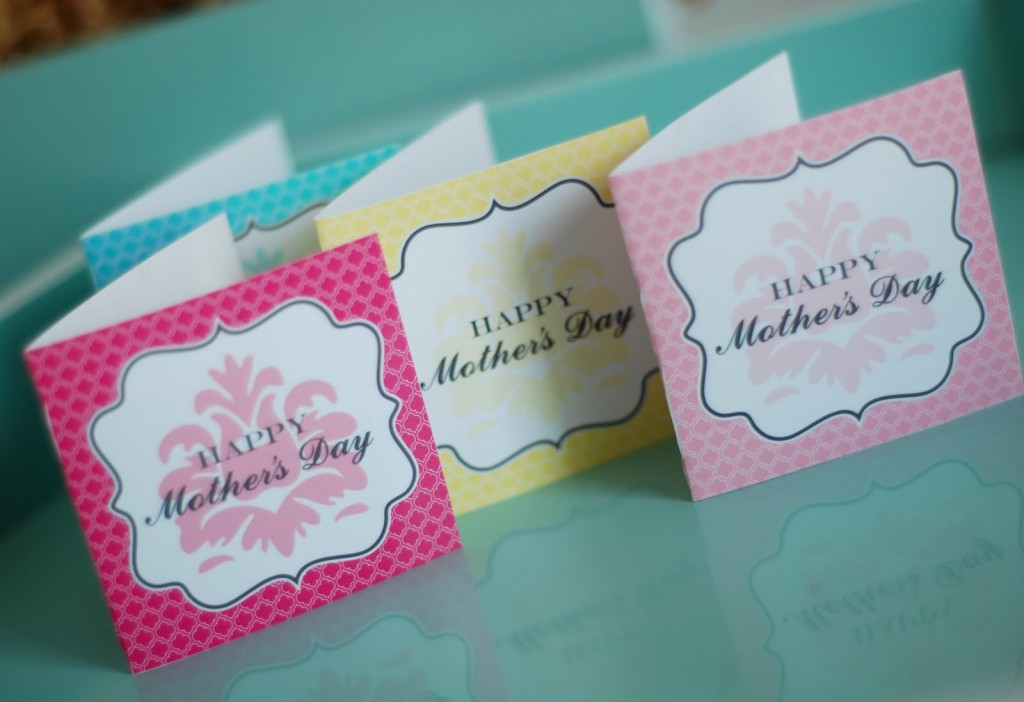 9 Ideas For Mothers Day