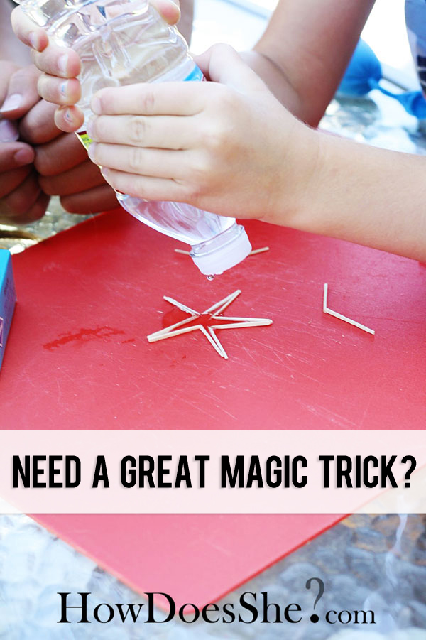 Need a Great Magic Trick