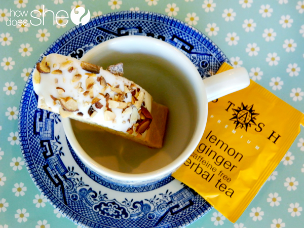 Tea Party Biscotti