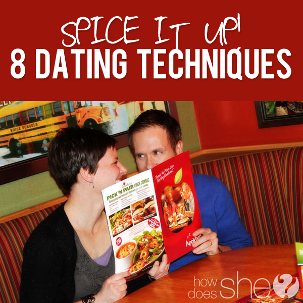 SpIcE it up 8 dating techniques