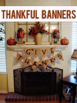 Thankful Banners