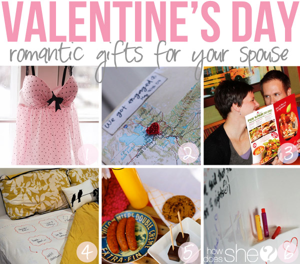 Valentines Day Spouse Gifts