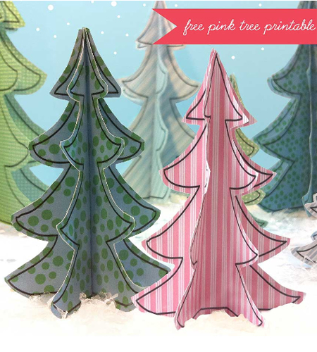Whimsical Tree Printable