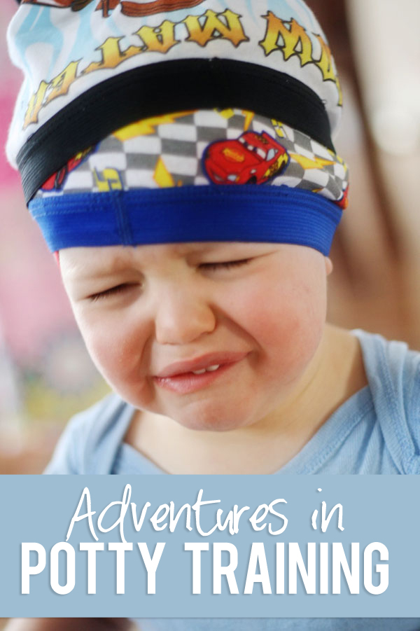 Why is it so hard adventures in potty training
