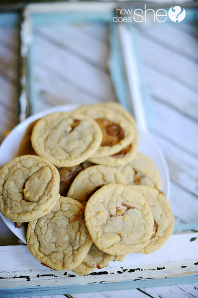 Rolo Cookies: In 10 Minutes Fast and Easy