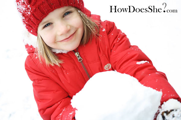 Fun Frugal Family Tradition #3 – Hot Cocoa and Snow! 4 great ideas!