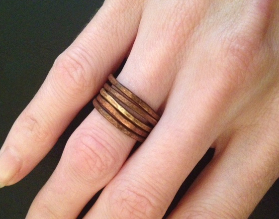 brassstackrings