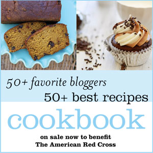 a picture of 50 favorite blogger cookbook e-book