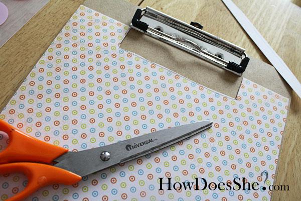 Clip Board Tutorial Make