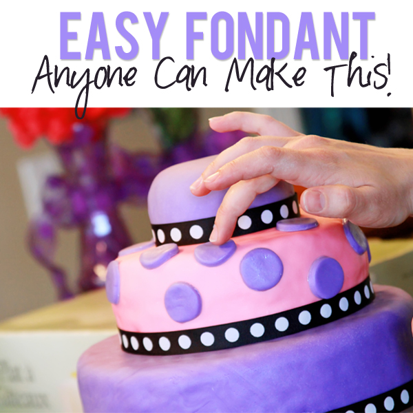 easy fondant anyone can do! www.howdoesshe.com