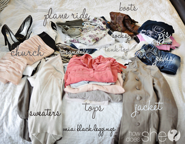 wardrobe packing tips