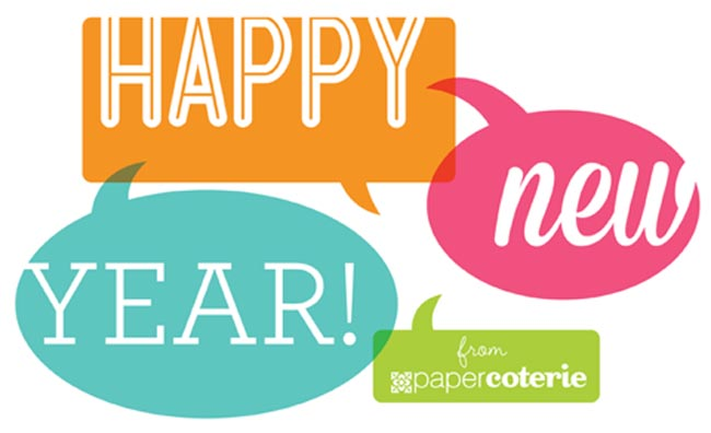 paper coterie new year