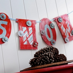 11 adorable Bunting Banners
