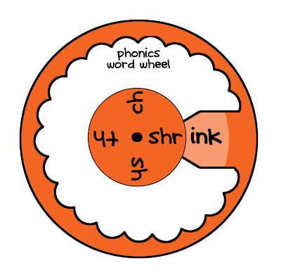 phonics wheel orange thumbnail