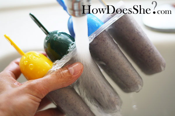 Healthy Popsicles For Breakfast