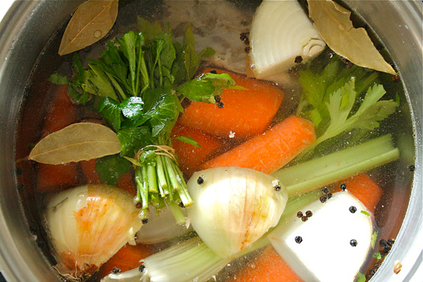 Chicken Stock That Rocks!