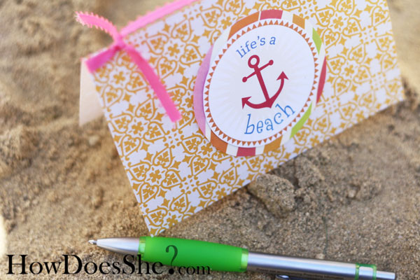 FREE Summer Fun Printables