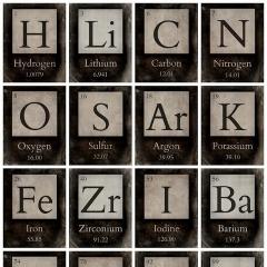 elements art