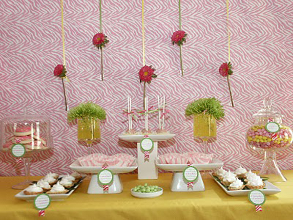 stunning party ideas